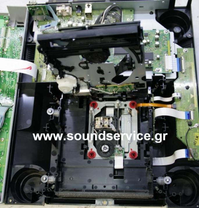 pioneer 850. pioneer cdj-850 laser head mechanism assy pioneer 850