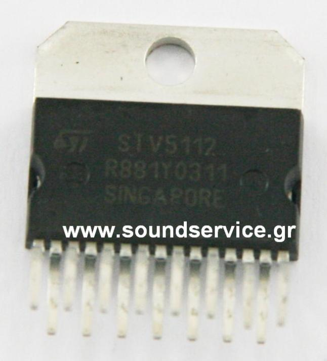 Stv5112-STV 5112 Integrated Circuit