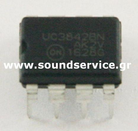 IC UC3842-B FOR SMPS POWER SUPPLY DRIVER