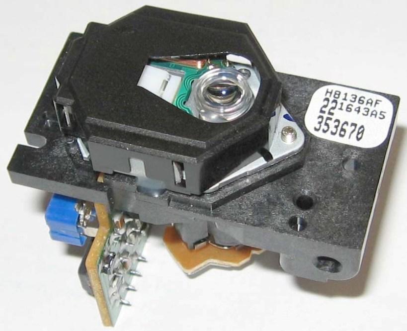 how to repair cd laser