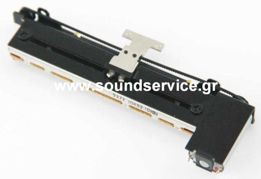 Bourns Motorized Potentiometer Slide 10kb Stereo 112mm T