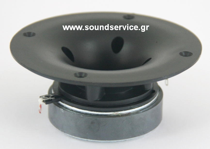 S4096 TWEETER SPEAKER HIFI 40Wrms 8ohm HORN 115mm