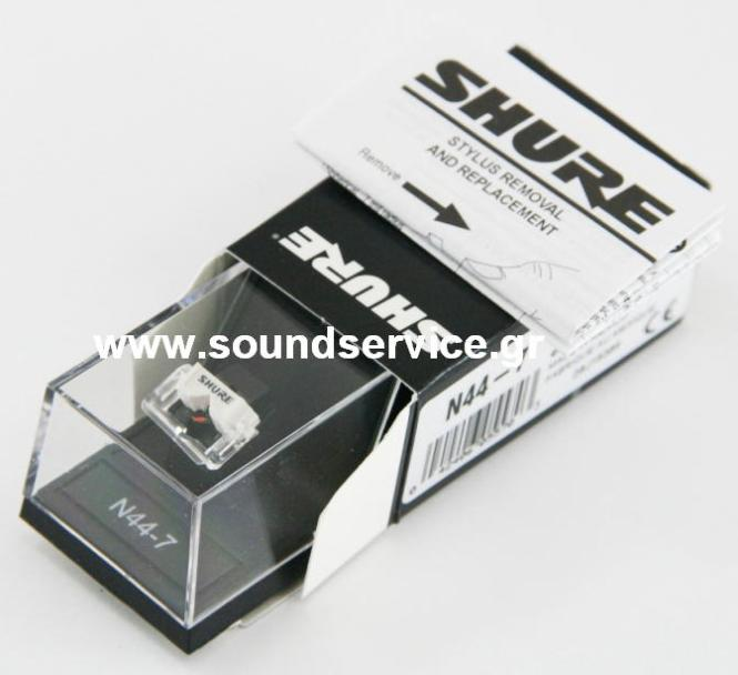 n44 7 shure n44 7 turntable replacement needle stylus for m44 7 needles stylus heads turntables. Black Bedroom Furniture Sets. Home Design Ideas